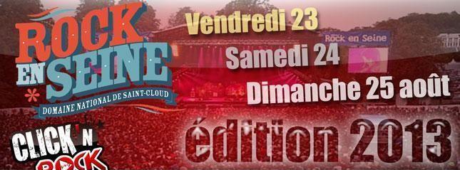 Gagnez un pass 3 jours pour le festival Rock en Seine à Paris