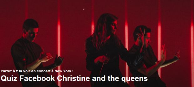 Gagnez des places pour aller voir Christine and the Queens à New York avec Orange