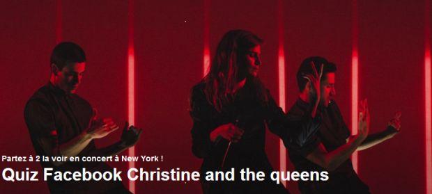 Gagnez des places pour aller voir Christine and the Queens à New York avec Orange